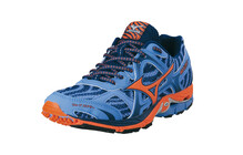Mizuno Women&#039;s Wave Elixir 7 persian jewel/ember/blue depths